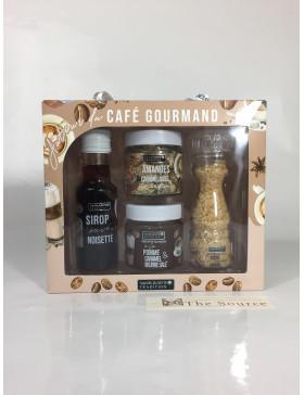 """Coffret """"Café gourmand"""""""