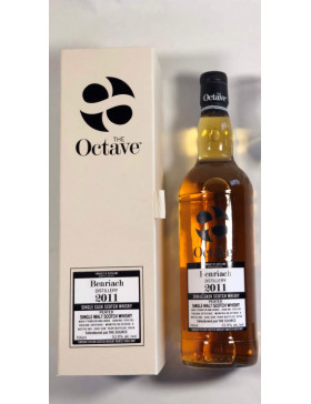 WHISKY BENRIACH OCTAVE SIGNE THE SOURCE